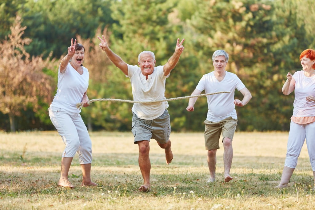 Improve Senior Lives By Adding Green Spaces