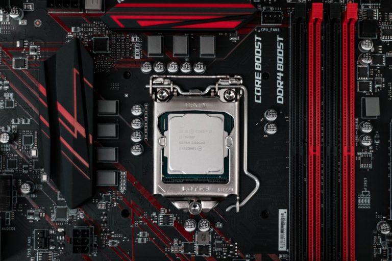 CPU Core