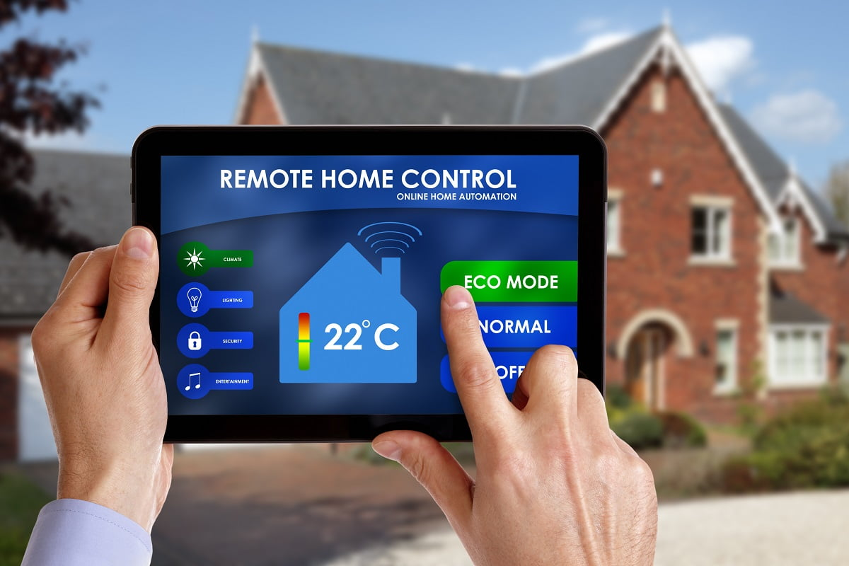 How You Can Use Tech for Your Home Projects