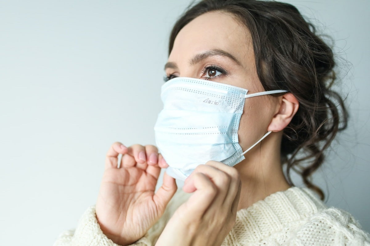 Long-Term Consequences of COVID-19: Disposable Face Masks Ending Up in Oceans
